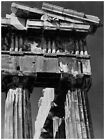 5518.Green rungs of Parthenon-structure.POSTER.Decoration.Graphic Art