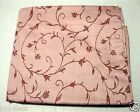 Pacific Coast Pillow Shams Standard/Queen & King 2-Pack Vine Pink 100% Cotton