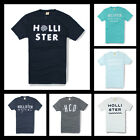 New Hollister by Abercrombie men Clobberstones Graphic T-Shirt Muscle Fit Sizes