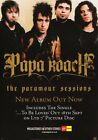 PAPA ROACH The Paramour Sessions PHOTO Print POSTER F.E.A.R. Connection 002