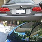 Painted Your Color BMW E92 3-Series 2D Coupe M3 Type Rear Trunk Boot Spoiler ABS