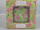 Lilly Pulitzer CHIN CHIN Print Mobile Charger I Phone 3 4 4S I Pod Touch Nano