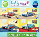 New Car Beds for Kids, Children, Baby, Toddler, including free mattress in box