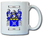 UDDIN COAT OF ARMS COFFEE MUG