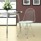 Modern Wire Dining Chair | Available in 2 Colors