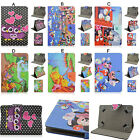 New 7 Universal tablet case Cover Cartoon Disney Mickey Minne PU Leather cover