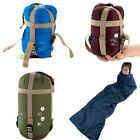 Outdoor Portable Sleeping Bags Camping Travel Hiking Unisex Multifunction Bags