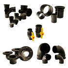 SOLVENT WELD POND PIPE FITTINGS CONNECTOR KOI PIPEWORK FILTER PRESSURE JOIN