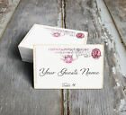 ITALY ITALIAN POSTCARD WEDDING PLACE CARDS, TAGS or ESCORT CARDS #649