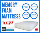 "10""(8+2) Thick Memory Foam Mattress Single Double King Size High Quality"