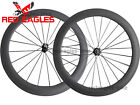 Free shipping 700C 60mm Clincher carbon bike wheels Basalt braking surface