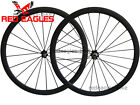 25mm wide U Shape aero 38mm Clincher carbon bicycle road wheelset