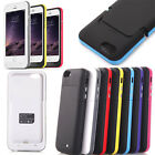 Fochutech 3800mAh External Power bank pack back battery Charger case for iPhone6