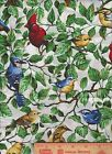 "Backyard Birds Cardinal Curtain Panels 84"" by 63"" and 40"" by 63"" available"