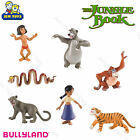 Disney Jungle Book Figures Figurines Toy Cake Topper Bullyland Mowgli Baloo Kaa