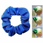 Colbalt Soft & Silky Scrunchie Ponytail Holder Hair Accessories  50+Colors