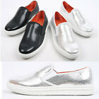 ssd08132 PU spandex slip-on Sneakers Made in korea