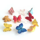 Creative Cartoon Butterfly Cabinet Knob Cupboard Closet Drawer Knob Handle Pull