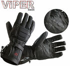 BRAND NEW X-STORM MOTORBIKE MOTORCYCLE RIDER WINTER TEXTILE FACRIC GLOVES BLACK