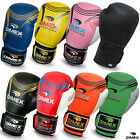 Boxing Gloves Sparring Glove Punch Bag Training MMA Mitts Dimex 10oz to 16oz