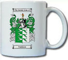 TOMLINSON COAT OF ARMS COFFEE MUG
