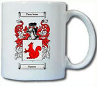 SQUIRES COAT OF ARMS COFFEE MUG
