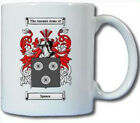 SPENCE (ENGLISH) COAT OF ARMS COFFEE MUG