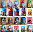 28kind  Disney cartoon movie school GYM bag carry Drawstring backpack A4 size