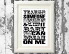 Rolling Stones Let It Bleed Song Lyric Posters Lyric Music Art Typography Print