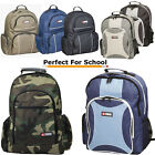 "Xtreme Lightweight Camping Hiking Flight Fly Cabin Size 18"" Sports Bag Backpack"