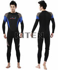 Professional Swimming Diving Surfing Clothes 3 mm Neoprene Wetsuit Winter