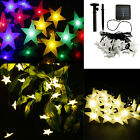 New Solar Fairy String Lights 20 LED Blossom Decorative for Garden Lawn Patio