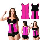Women Body Shaper Latex Waist Trainer Cincher Corset Shapewear Weight Loss Slim