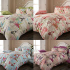 Pistacho Duvet Cover with Pillowcase Quilt Cover Bedding Set in all size