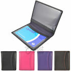 Mala Leather Travel Card Oyster Holder Wallet ID Bus Pass Credit Card Slip Rail