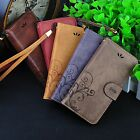 iphone 5 wallet case leather - Retro Leather Skin Wallet Cover Case For Apple iPhone 5 / 6 / 7 / 6Plus Phone