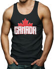 Canada - Maple Leaf Country Pride Men's Tank Top T-shirt