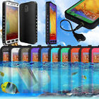 Atomic Waterproof Dirtproof Shockproof Case Cover  For Samsung Galaxy Note 3 BO