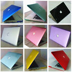 """Crystal Clear Hard Glossy Case Cover Shell For Macbook Pro 13/15""""Air11/13""""Retina"""