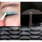 Trustful 24 Pairs Clear Transparent Lace Invisible Double Eyelid Sticker FOU
