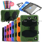 For Samsung Galaxy Tab A Dust Shock Proof Rubber Heavy Duty Hard Case Cover+Gift