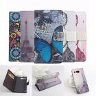 "New Painted Pattern Folio Leather Case Cover For 5"" Acer Liquid Z520 Smartphone"