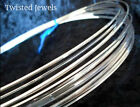 1Ft .999 Fine Silver Round Dead Soft Wire Jewelry 8 10 12 14 16 18 Gauge GA