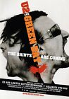 U2 - GREEN DAY The Saints Are Coming PHOTO Print POSTER Songs of Innocence 001