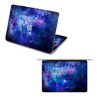 macbook Air keyboard decal stickersTop Pro Blue skin 3M cover retina protector
