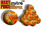 10 x BRAND NEW MITRE IMPEL - ORANGE/YELLOW/BLACK  *2015 GRAPHICS* SIZE 3,4,5