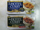 The HOTEL CURRY 30 kinds of spices / Brown roux and dairy products Made in Japan