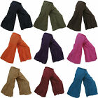 NEW Baggy Cotton Pants Trousers Flared Wide Leg Hippy Casual Yoga Festival Boho