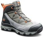 Men's Timberland PRO Rockscape Mid Steel Safety Toe Work Boots Grey A11NA