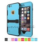 ATOMIC WATERPROOF SHOCKPROOF DIRT SNOW PROOF CASE COVER FOR APPLE IPHONE 6 6Plus